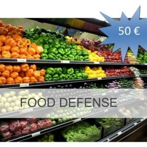 Food Defense Responsables – Con tramitacion bonificación