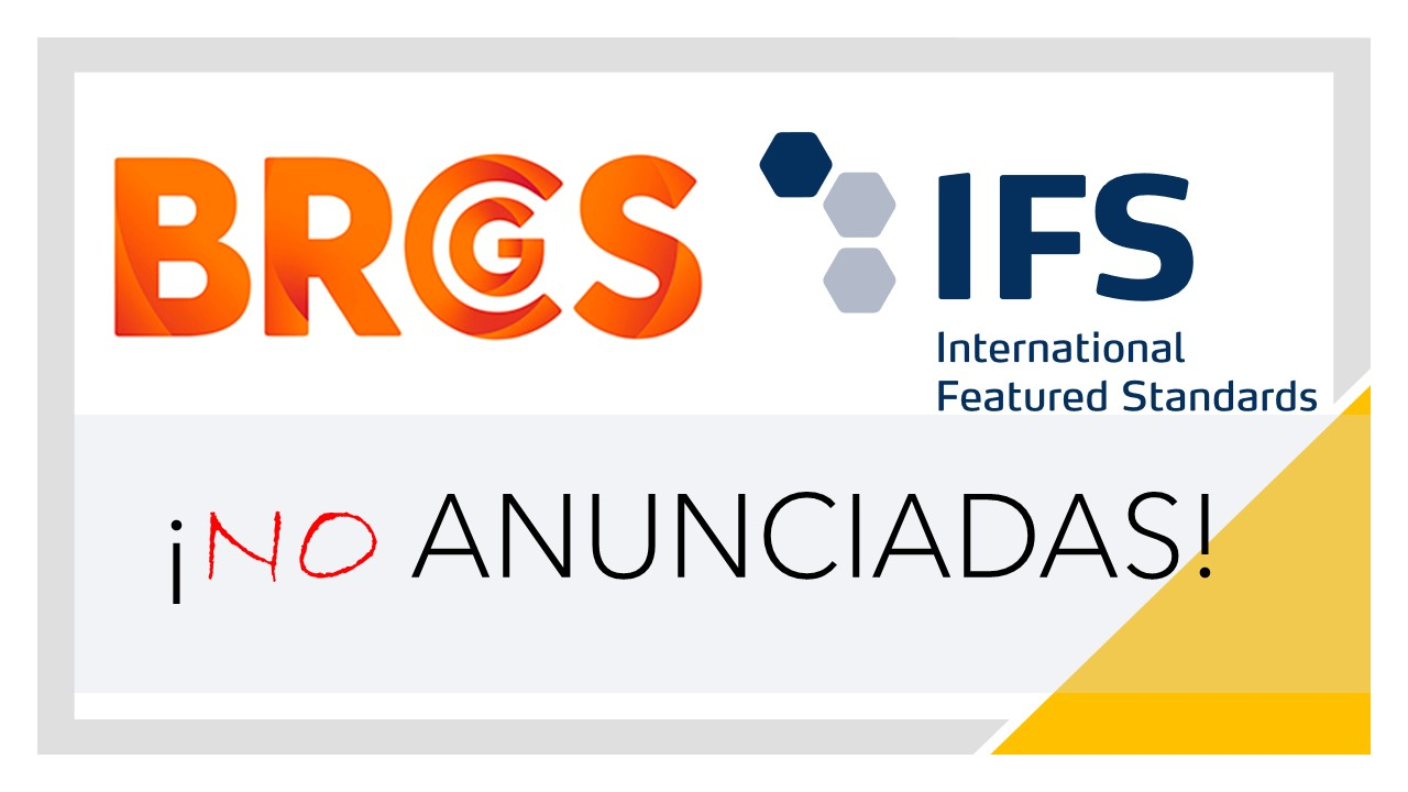 Requisito auditorías no anunciadas IFS y BRC