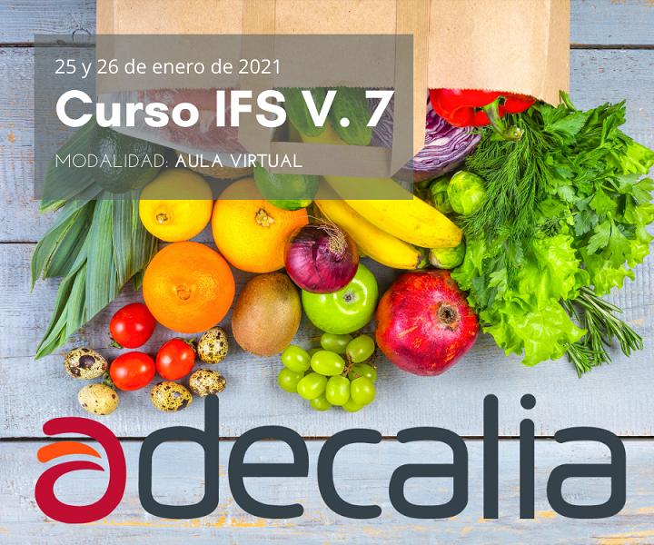 Curso cambios IFS7+